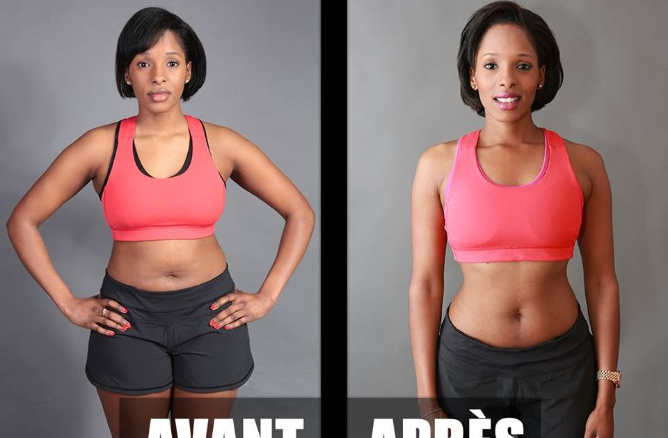 Transformez votre corps - perdez du poids