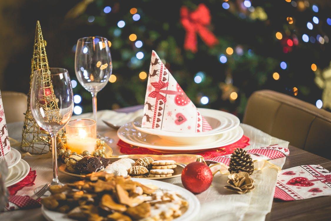 Mangez sainement pendant le temps des fêtes